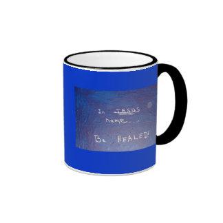 IN JESUS NAME - 5 COFFEE MUG
