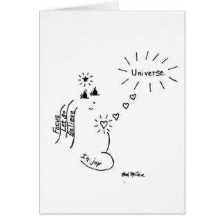 'In joy' card