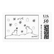 In Joy Holiday Postage