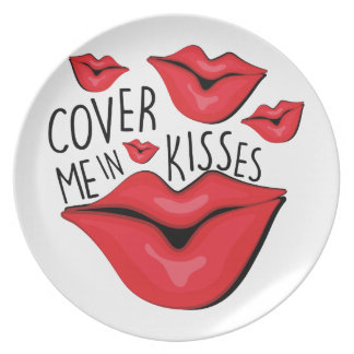 In Kisses Plate
