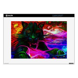 """in kitty dreams.jpg 15"""" laptop skin"""