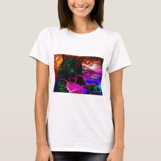 in kitty dreams.jpg T-Shirt