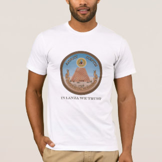 In Lanza We Trust  (2011) T-Shirt