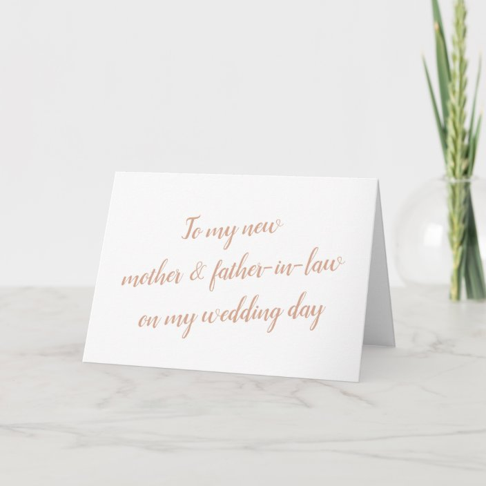 what to say in thank you card for wedding