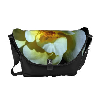 In Light Glowing Blossom Courier Bag