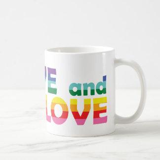 IN Live Let Love Coffee Mug
