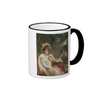 In Love, 1907 Ringer Coffee Mug