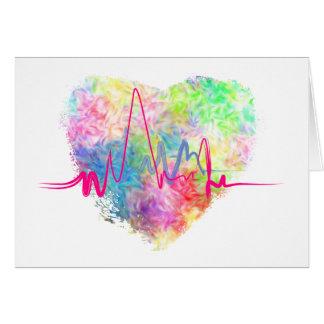 In Love A2 Card