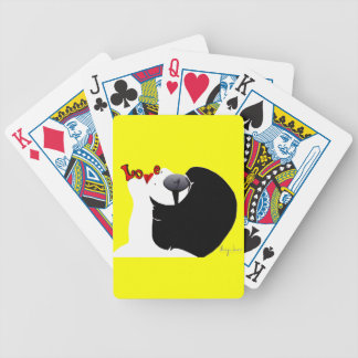 In LOVE Bicycle Playing Cards
