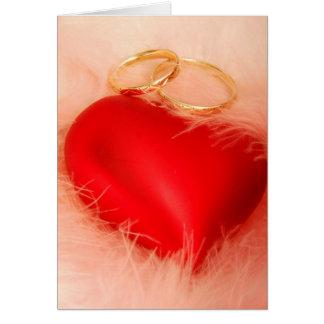 In Love Card