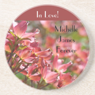 In Love coasters Wedding gifts Party Reception