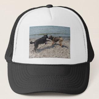 In Love German Shepherds Trucker Hat