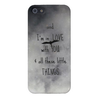 In Love Iphone 5 Case