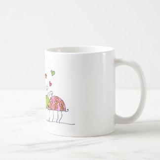 In Love Classic White Coffee Mug