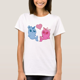 In Love Narwhals Shirt
