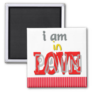 In Love Pain Magnet