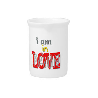 In Love Pain Pitcher