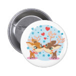 in Love Pinback Buttons