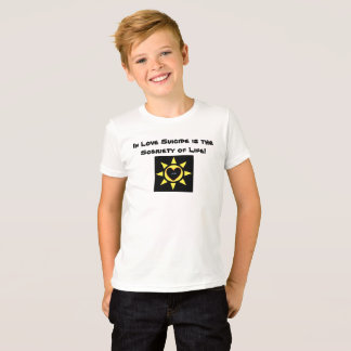 In Love Suicide is the Sobriety of Life p118 T-Shirt