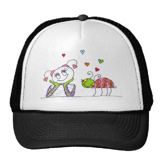 In Love Trucker Hat