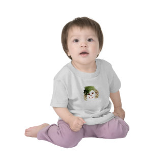 In love vegetables tee shirts