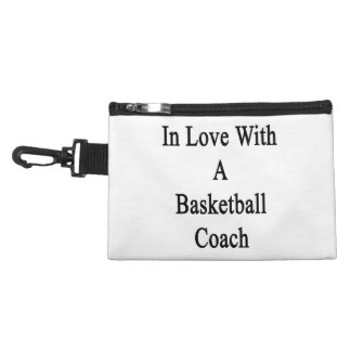 In Love With A Basketball Coach Accessories Bags