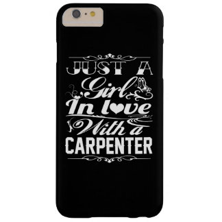 In love with a CARPENTER Barely There iPhone 6 Plus Case