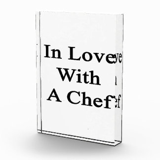 In Love With A Chef Award
