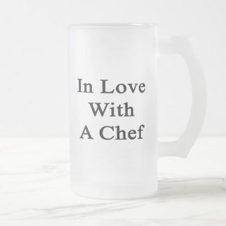 In Love With A Chef Mugs