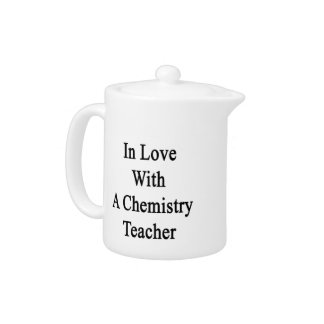 In Love With A Chemistry Teacher