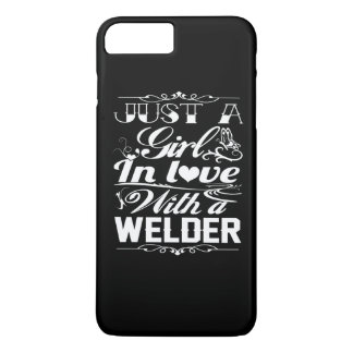 In love with a Welder iPhone 8 Plus/7 Plus Case