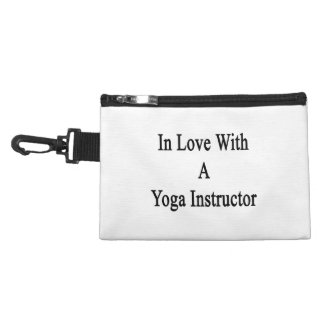 In Love With A Yoga Instructor Accessory Bag