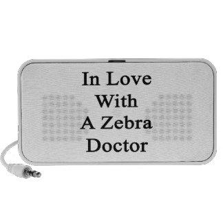 In Love With A Zebra Doctor Speaker
