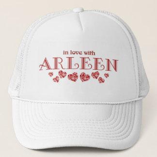In love with Arleen Trucker Hat