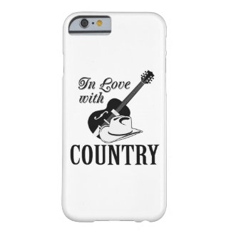 In love with country barely there iPhone 6 case