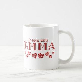 In love with Emma Coffee Mug