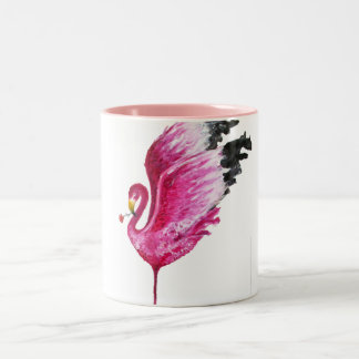 In Love with Flamingo Mug