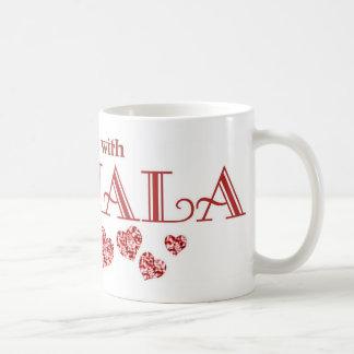 In Love with Michala Coffee Mug