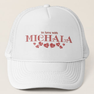 In Love with Michala Trucker Hat