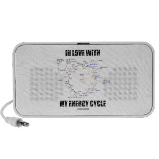 In Love With My Energy Cycle (Krebs Cycle) iPod Speakers
