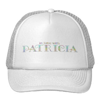 In love with Patricia Hats