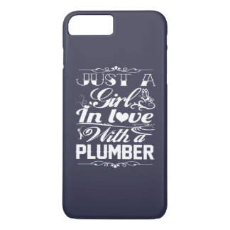 In love with Plumber iPhone 8 Plus/7 Plus Case