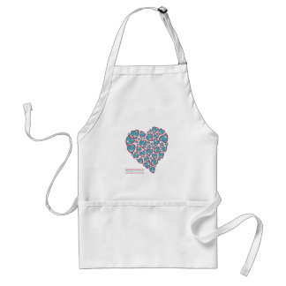 In love with Portugal Adult Apron