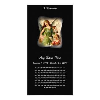In Loving Memory- Angel Cameo Card