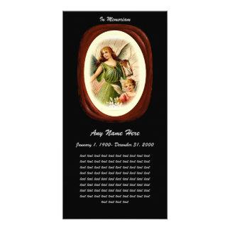 In Loving Memory= Angel Cameo Card