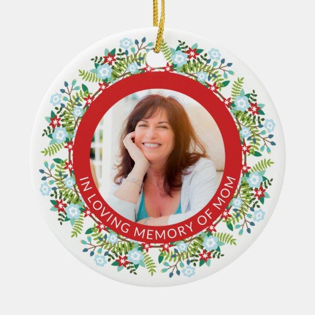 In Loving Memory Christmas Tree Ornament