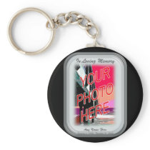 In Loving Memory Keychain