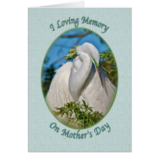 In Loving Memory Mother's Day Card