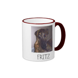 In Loving Memory Ringer Coffee Mug