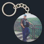 """In Loving Memory Of Dad Keychain<br><div class=""""desc"""">This is to remember my Dad</div>"""